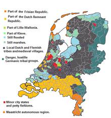 DD 62 Dutch nations