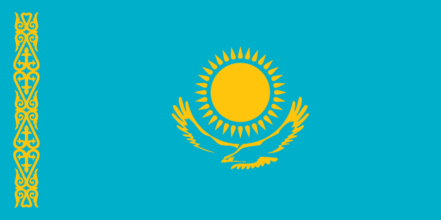 File:Flag of Kazakhstan.png