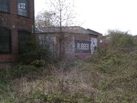 Derelict Factory by The River Soar - geograph.org.uk - 176434