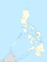 Philippines location map