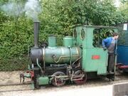 Locomotive 020 Decauville