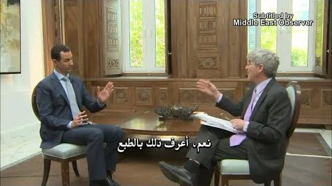 Assad Destroys US Reporter In Interview Exposes Zionist Propaganda