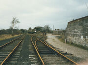 Rusty rails - geograph.org.uk - 224671