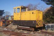 TR Trecwn diesel - Tivedshambo 2010-03-07
