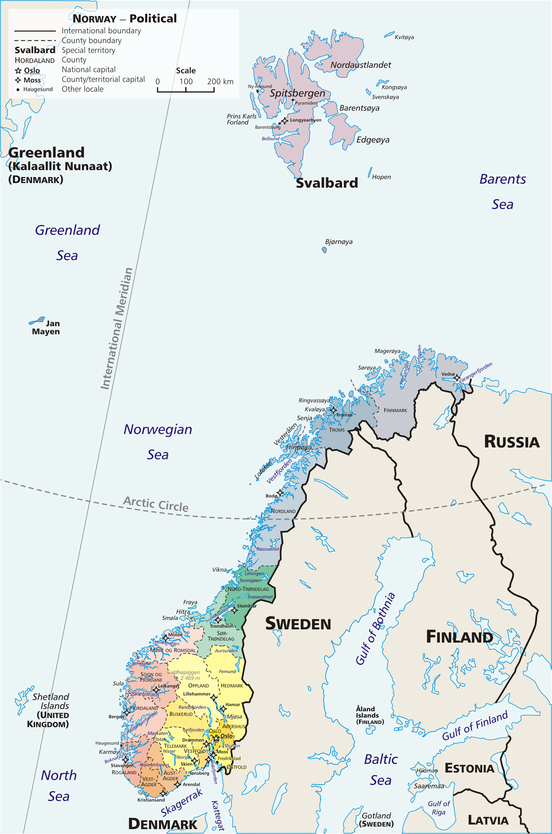 Image Map Norway Political Geo Png Implausable Alternate History