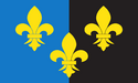 Flag of Monmouthshire svg