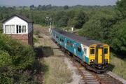 Tondu railway station MMB 10 150252