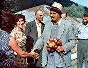 Hoxha in Dardha 1966