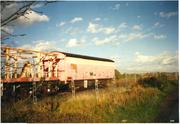 Banbury's Railtrack box car 1