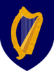 Coat of arms of Ireland svg