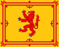 Banner of the King of Scots svg