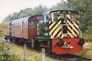 Yorkshire Engine 2813 on Middleton Railway 94