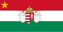 AvAr Fonyód and Keszthely flag