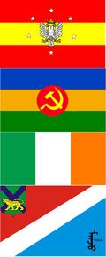 Banner flager