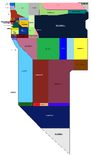 Muluwheyo counties map