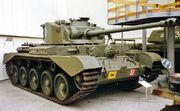 Comet tank 1