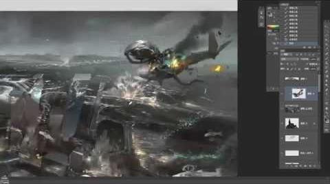 Implosion ZERO DAY Concept Speedpaint