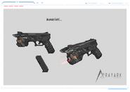 IZD Hand Gun