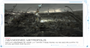 IZD Abandoned Metropolis