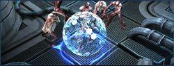 HEX energy shield