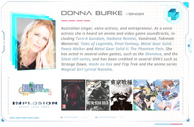 IZD Donna Burke