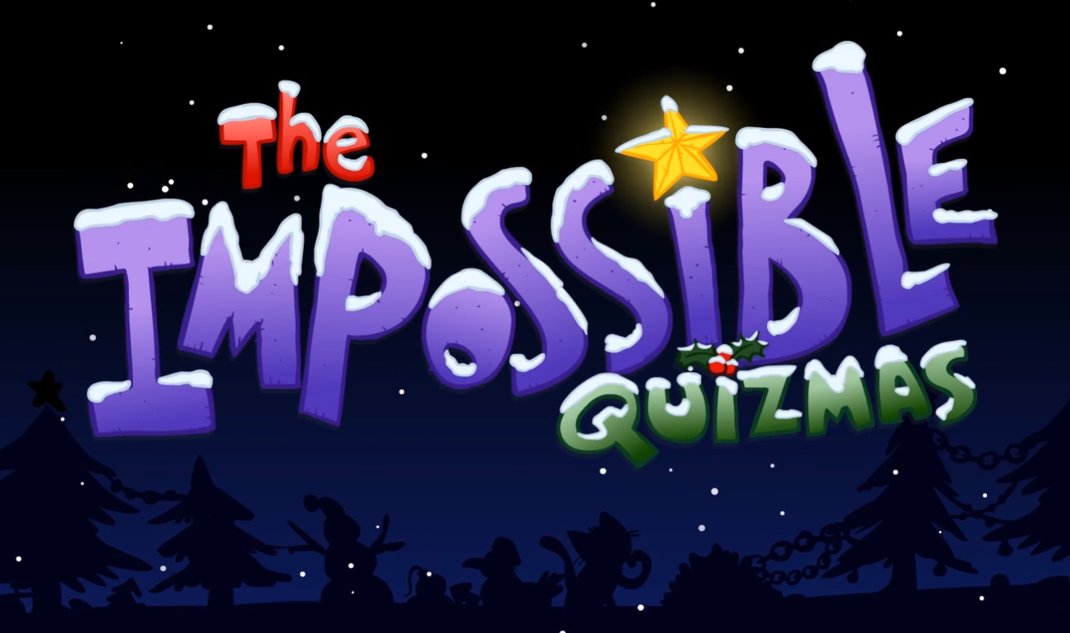 The Impossible Quizmas The Impossible Quiz Wiki Fandom Powered