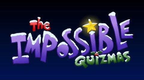 The Impossible Quizmas Teaser