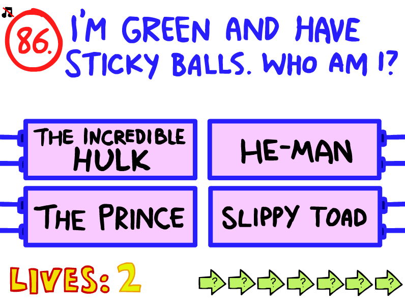 Question 86 (The Impossible Quiz) | The Impossible Quiz Wiki