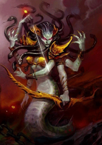 Ai Serpent of the Sea