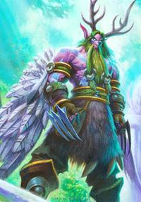 Gaia the Master Druid