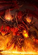 Pandomonium the Demi-god