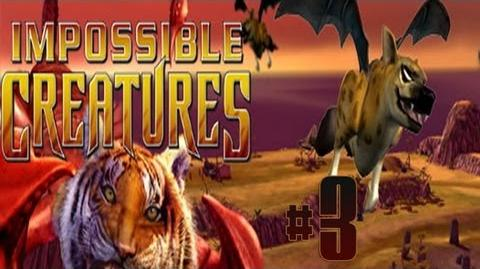 Impossible Creatures - Walkthrough - Part 3 - Fathers and Sons (PC) HD