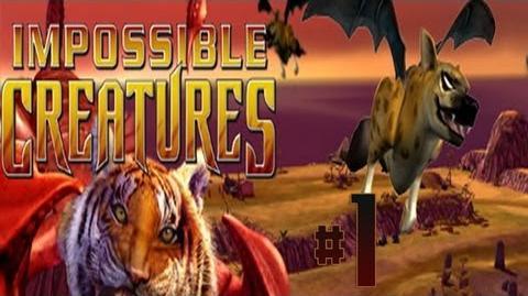 Impossible Creatures - Walkthrough - Part 1 - Exile (PC) HD