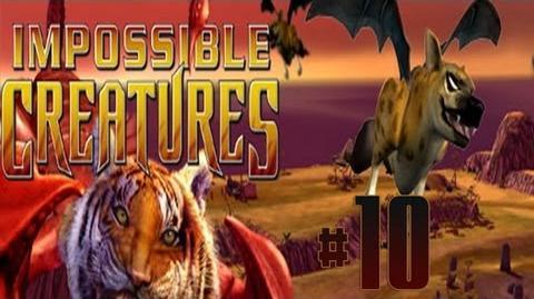 Impossible Creatures - Walkthrough - Part 10 - Invasion (PC) HD