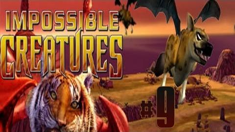 Impossible Creatures - Walkthrough - Part 9 - Mouth of the Beast (PC) HD