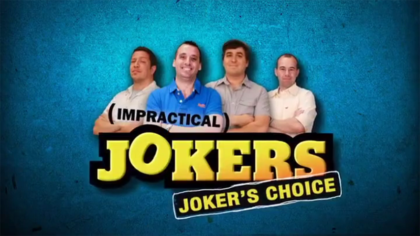 impractical jokers field of screams dailymotion