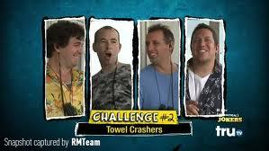 Towel Crashers