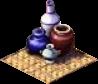 Ceramics stored