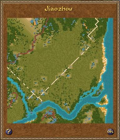 Jiaozhou Impressions Games Wiki FANDOM Powered By Wikia - Jiaozhou city map
