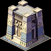 Temple Osiris