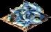 Fish stored