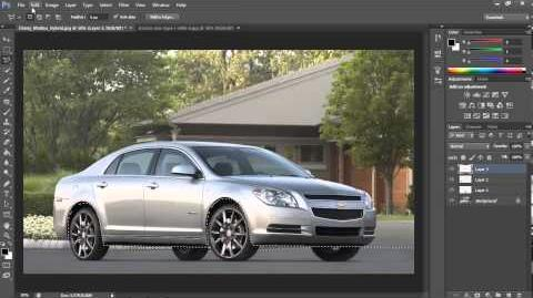 Car Tuning - Easy Tutorial - Photoshop CS6