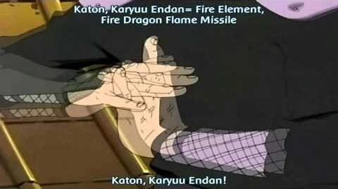 Katon- Karyuu Endan (Bala de fuego,Flama de dragón) -l- ShinobiRP -l-