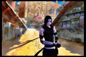 Naruto 360 konoha