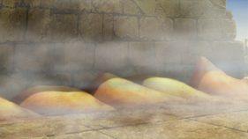 Elemento Agua Ocultacion en la Llovizna 2
