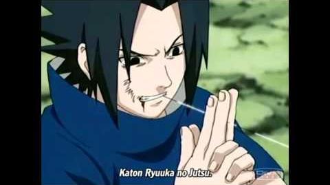 Katon- Ryuuka No jutsu (Jutsu Dragón de fuego) -l- ShinobiRP -l-