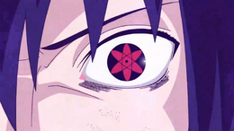 Mangekyo Sharingan de Sasuke HD
