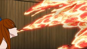 Elemento Lava de Mei