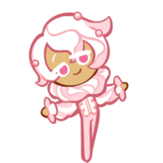 Whipped Cream Cookie