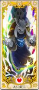 Asriel Dreemurr tarot God of Hyperdeath